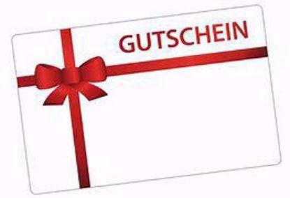 Bild von Geschenkgutschein 100€